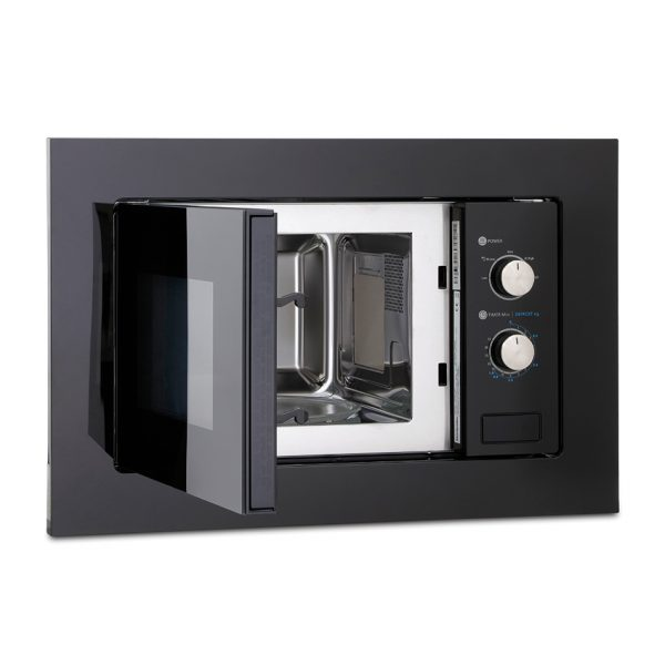 Montpellier MWBI20BK Integrated Solo Microwave 2