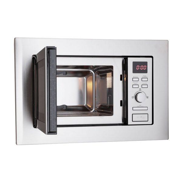 Montpellier MWBI17-300 Built-In Slim Depth Solo Microwave 1