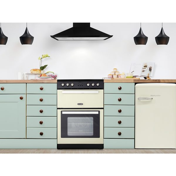Montpellier RMC61CC Electric Range Cooker 3