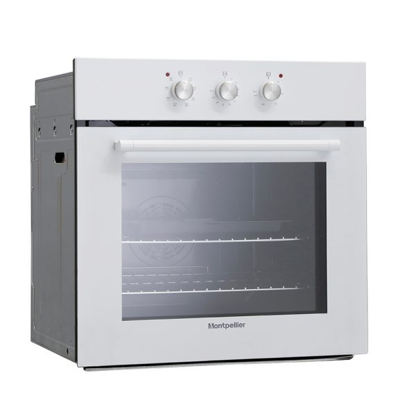 Montpellier SFO65MW Single Built-In Oven 1