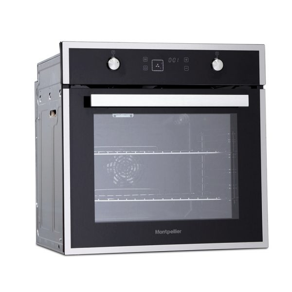 Montpellier SFO67MBX Single Oven – New 2018 Model 2