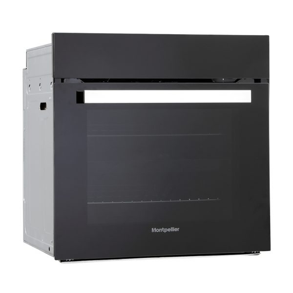 Montpellier SFO68MFB Single Oven – New 2018 Model 1
