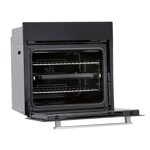 Montpellier SFO68MFB Single Oven – New 2018 Model 2