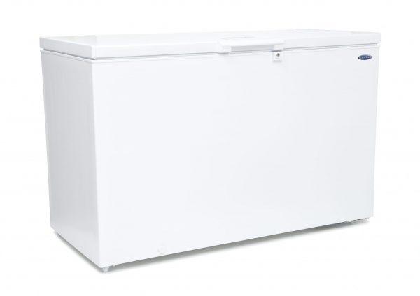 IceKing CF390W 390 Litre Large Capacity Chest Freezer