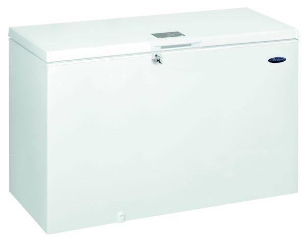 IceKing CF432W 432 Litre Chest Freezer