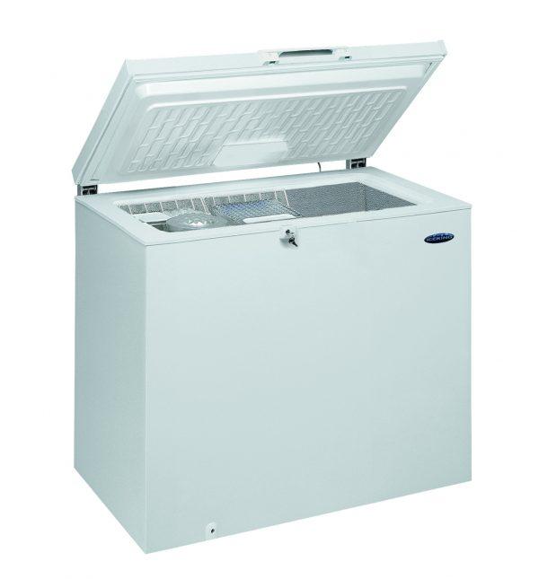 IceKing CF252W 252 Litre Large Chest Freezer 1