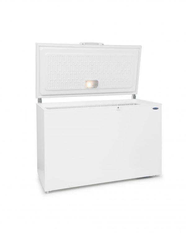 IceKing CF390W 390 Litre Large Capacity Chest Freezer 3