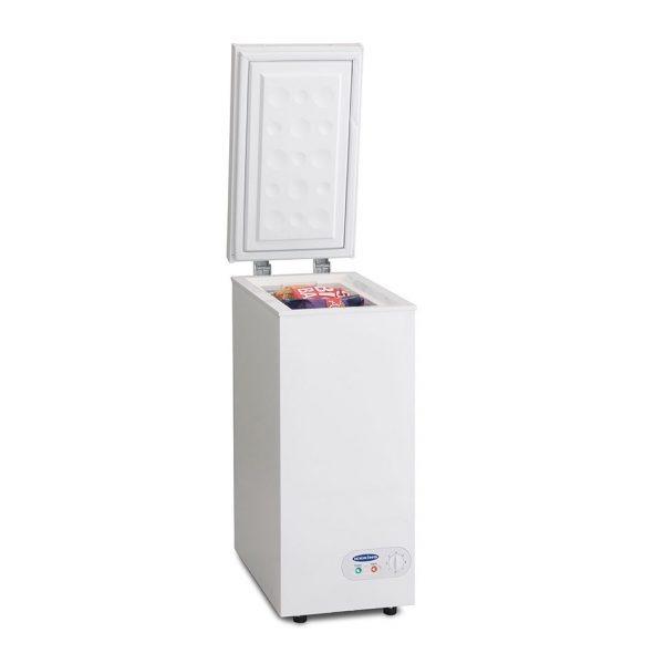IceKing CF60AP 51 Litre Compact Chest Freezer 1