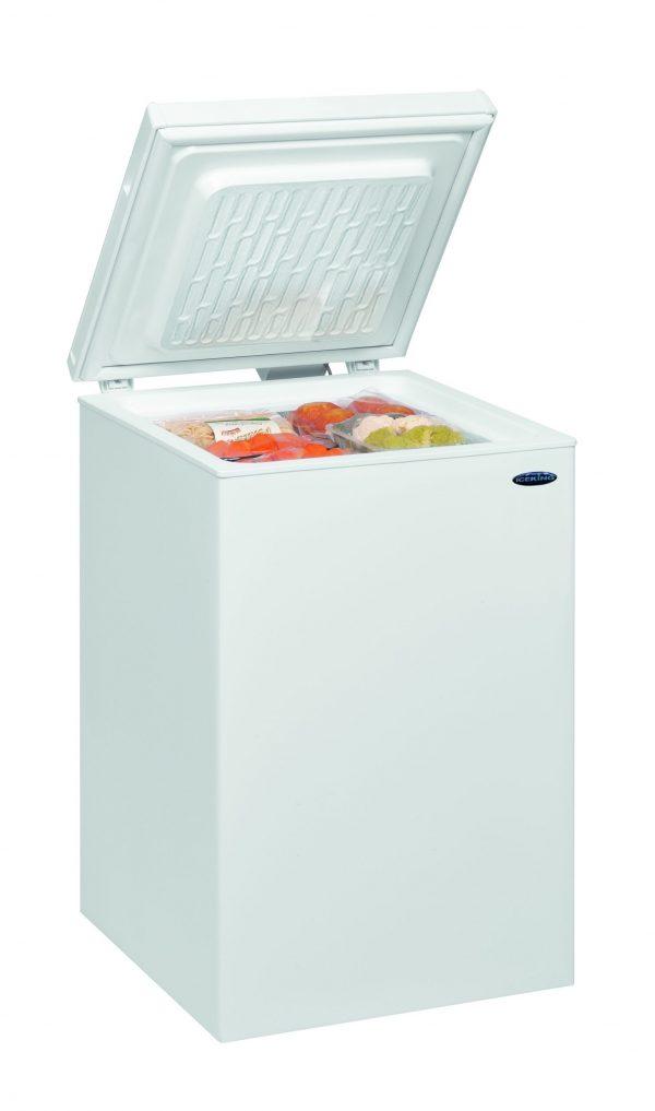 IceKing CF97W 97 Litre Chest Freezer 1