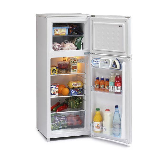 IceKing FF139W 39 / 97 litre Top Mount Fridge Freezer 1