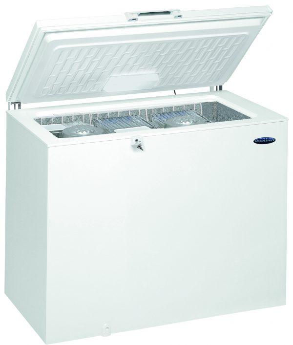 IceKing CF312W 312 Litre Large Capacity Chest Freezer 1
