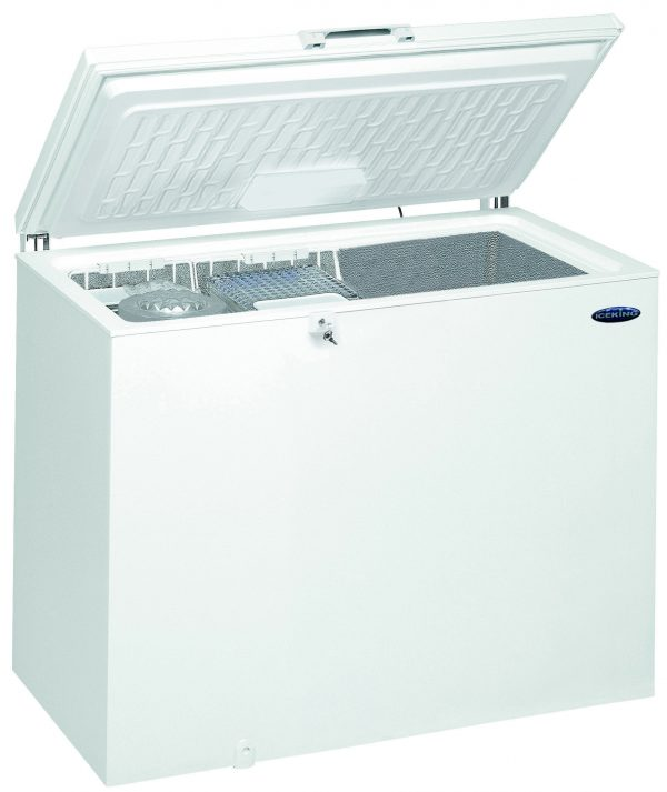 IceKing CF432W 432 Litre Chest Freezer 1