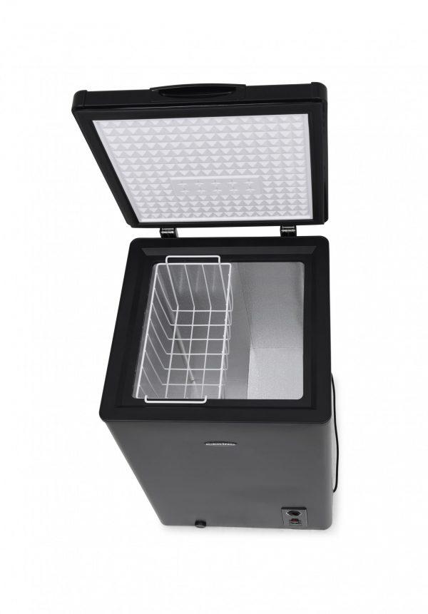 IceKing CF98BK 98 Litre Black Chest Freezer 2