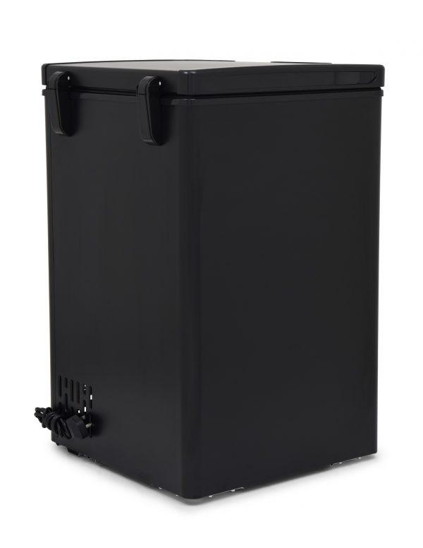 IceKing CF98BK 98 Litre Black Chest Freezer 3