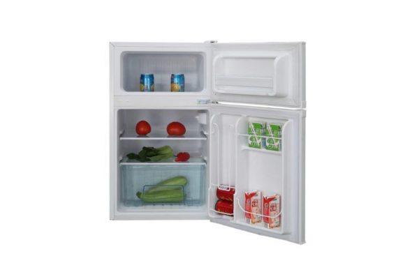 IceKing IK2023W 48cm Undercounter Fridge Freezer 1