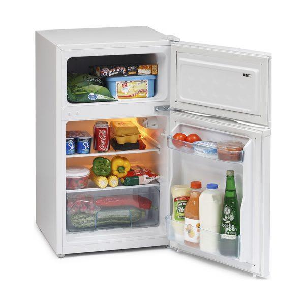 IceKing IK2022AP Combi Under Counter Fridge Freezer 2