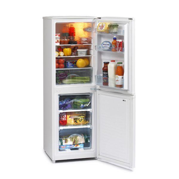 IceKing IK8951AP2 Combi Fridge Freezer 2