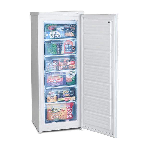 IceKing RZ203AP2 Tall freezer 2