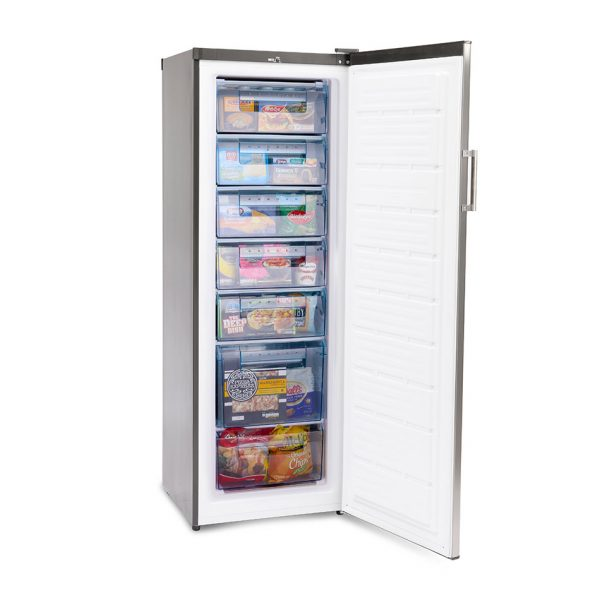 IceKing RZ245SAP2 Tall freezer 1