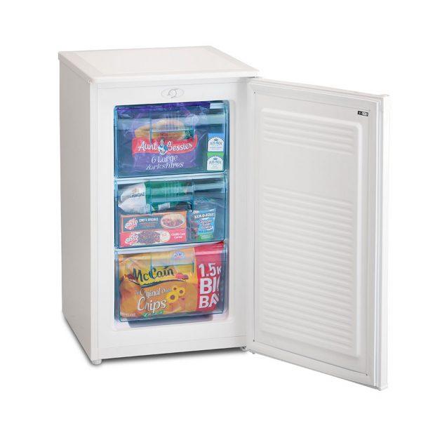 IceKing RZ83AP2 Under Counter Freezer 2