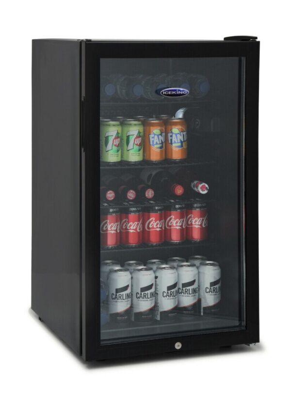IceKing BF150K 115 Litre Under Counter Drinks Chiller 2