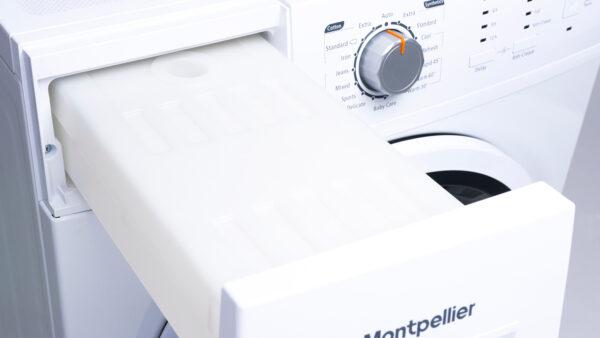 Montpellier MCD8W Freestanding 8kg Sensor Condenser Dryer 3