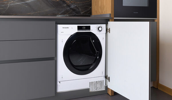 Montpellier MIHP70 7Kg Integrated Heat Pump Tumble Dryer 4