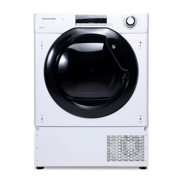 Montpellier MIHP70 7Kg Integrated Heat Pump Tumble Dryer