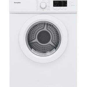 Montpellier MVSD7W Freestanding 7kg Vented Sensor Tumble Dryer