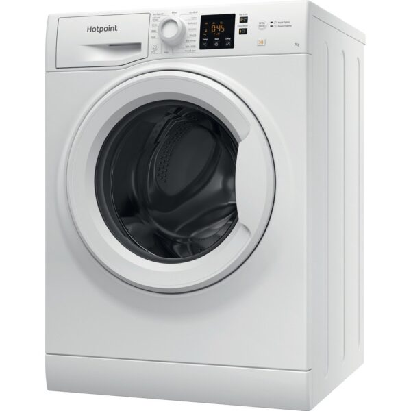 Hotpoint NSWF743U W 7kg Freestanding washing machine