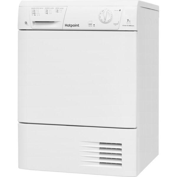 Hotpoint FETC 70B P Freestanding Tumble dryer 2