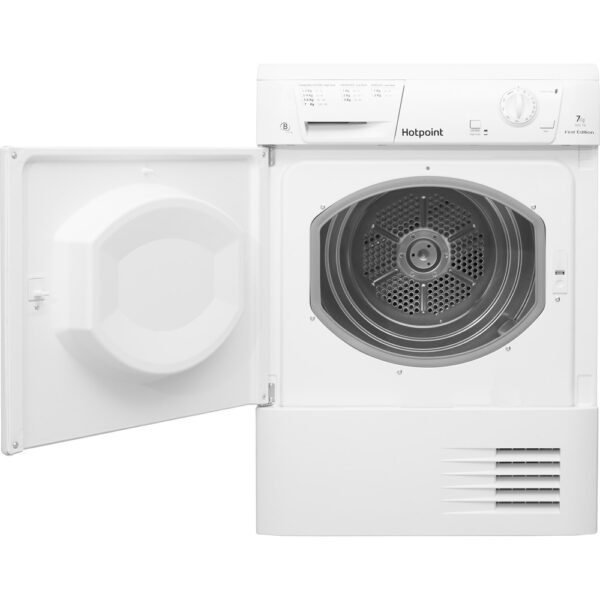 Hotpoint FETC 70B P Freestanding Tumble dryer 1