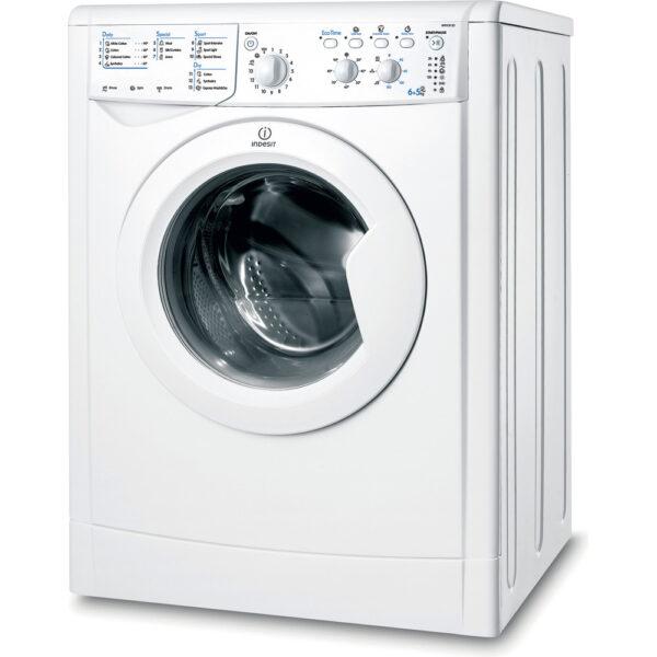 Indesit IWDC 6125 Freestanding washer dryer 1