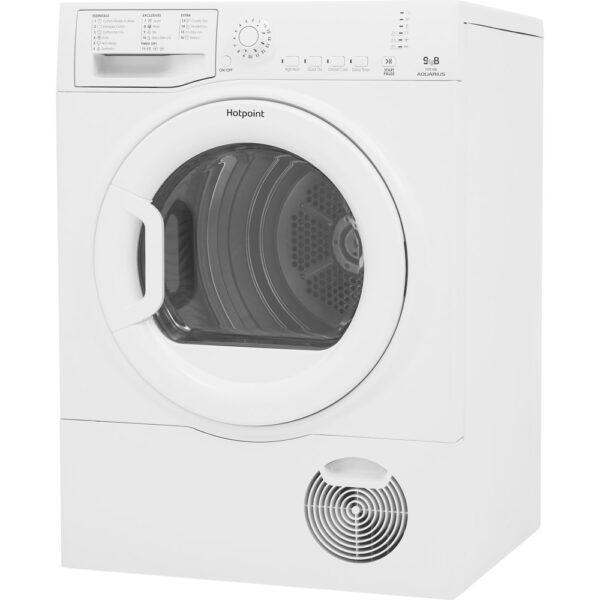 Hotpoint TCFS 83B GP.9 Freestanding Tumble dryer 2