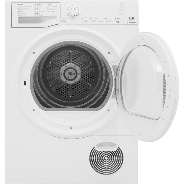 Hotpoint TCFS 83B GP.9 Freestanding Tumble dryer 1